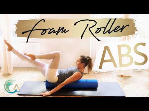 How to Get Flat & Strong ABS with the FOAM ROLLER