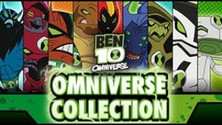 BEN10 - OMNIVERSE COLLECTION FULL GAME ᴴᴰ - BEN 10 GAMEPLAY