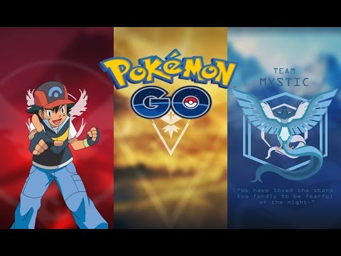 Pokemon Go | Legendary Red goes adventuring to catch virtual animals with his retard friend