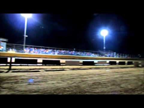 10-12-2013 Pure Stock Race Clip Dublin Motor Speedway NC