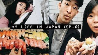 Locked Outside My Air BnB...   Japan Vlog (Ep.9) 🙊🍩