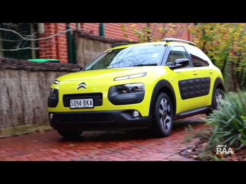 Citroën's quirky new Cactus