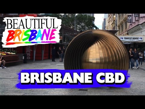 Brisbane City Sights- Beautiful Brisbane