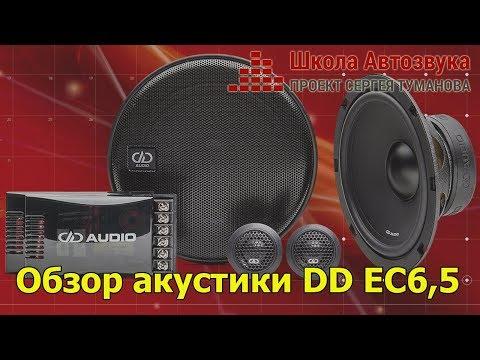 Обзор акустики DD EC6.5
