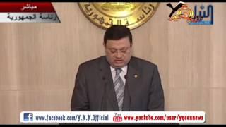 عاجل : اقالة طنطاوى وعنان ....والسيسى وزير الدفاع الجديد