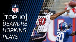 Top 10 DeAndre Hopkins Career Catches...so far!   #TopTenTuesdays   NFL