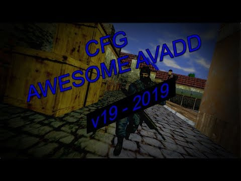 CFG CS 1.6 2019 ★ v19 ✔ AWESOME AVADD ✔ All sXe Injected 17.2 ★