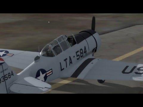 """A2A T-6 """"Texan"""""""