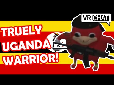 De Real Warrior of Uganda! [Russian Knuckles Part 2]
