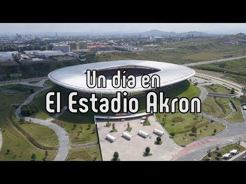 Estadio Akron ¿El mejor recinto de futbol en México?