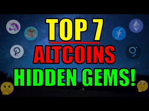 7 Altcoin Gems Ready To EXPLODE In 2021!   Get Rich With Crypto   Top Cryptocurrency News!