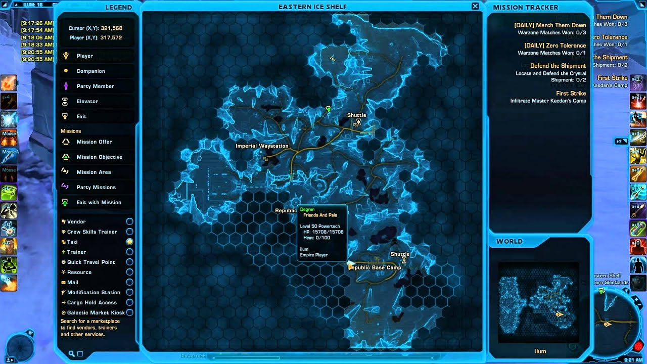 Swtor Datacrons Of Ilum Empire A Guide By Degren Of Friends And