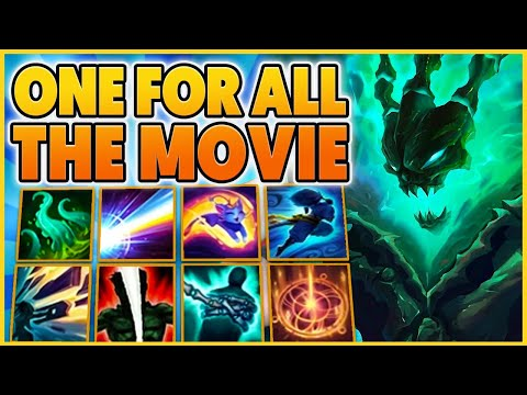 *CRAZY SYNERGY* THE BEST ONE FOR ALL CHAMPIONS (THE MOVIE) - BunnyFuFuu | League Of Legends