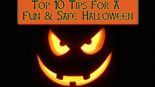 Thomas The Tank Engine & Friends Give Us The Top 10 Safety Halloween Tips! Wooden Railway Toys!