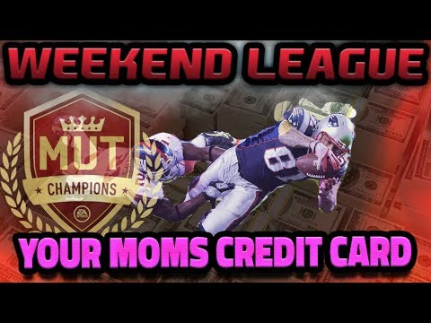 26 MILLION COIN TEAMS | WEEKEND LEAGUE UPDATE | MADDEN 18 ULTIMATE TEAM