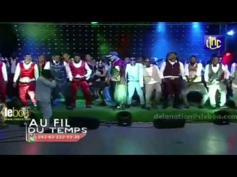"Kirikou ancien atalaku de Ferre Gola met le feu chez Koffi Olomide ""danse ya ba BOSS"""