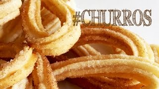 How to Make (and Troubleshoot) Authentic Spanish Churros