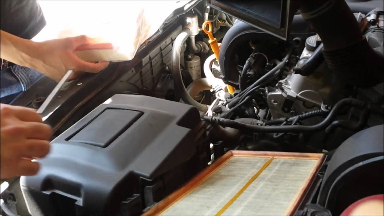Episodio 1 c3 cambio filtro de motor jetta classico 2011 1