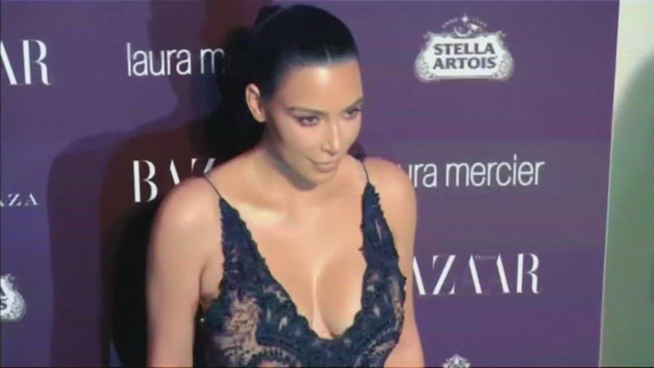 Kim Kardashian robbed at gunpoint in Paris