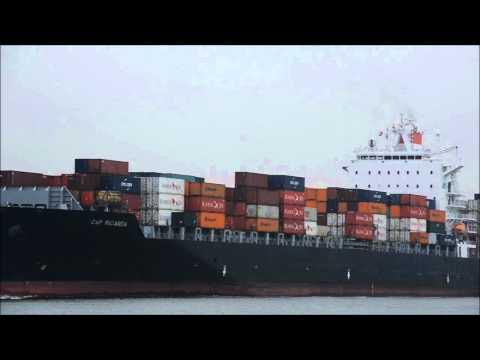 111125 Shipspotting Rotterdam.wmv