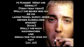eminem my name is dirty version deutsche bersetzung german lyrics