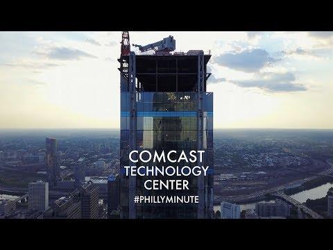 Comcast Technology Center #PhillyMinute (Part 2)
