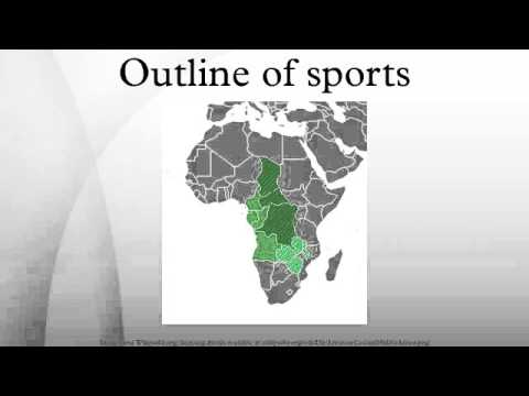 Outline of sports