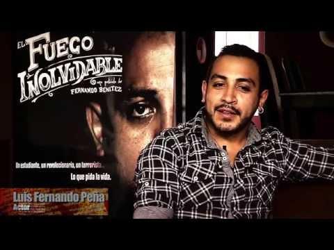 El Fuego Inolvidable - Luis Fernando Peña