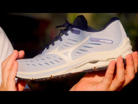 best running shoes from mizuno youtubers