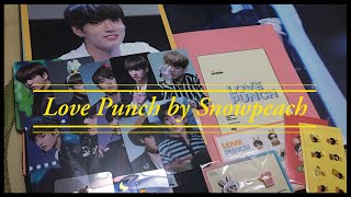 Download Video [UNBOXING] SNOW PEACH 2017 SEASON'S GREETINGS - LOVE PUNCH FOR BTS 방탄소년단 JUNGKOOK MP3 3GP MP4