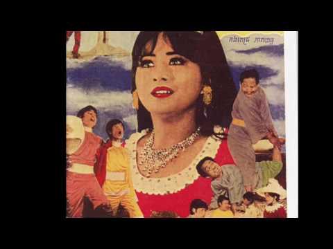 Cambodia Old Film Clips 1960s - Golden Era