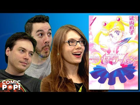 Sailor Moon Saves The World | Pretty Guardian Sailor Moon | Back Issues
