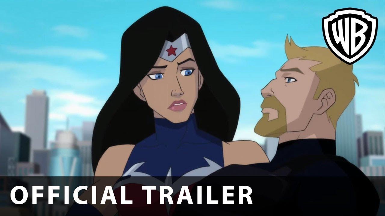 Download Wonder Woman Bloodlines - Official Trailer - Warner Bros. UK
