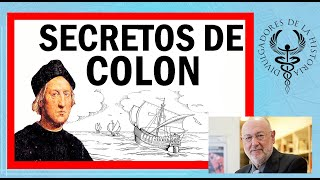 Los secretos de Colón por Juan Eslava Galán