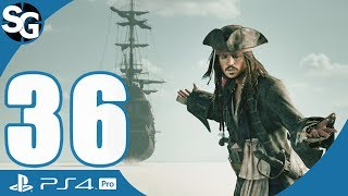Kingdom Hearts 3 Walkthrough Gameplay | The Caribbean (Pirates of the Caribbean) - Part 36