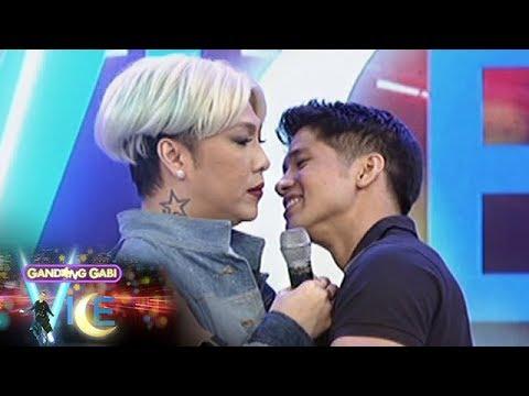 GGV: Did Vice let Aljur kiss him?