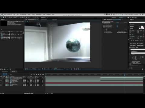 Compositing CG Layers