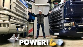 Download 17 Year Old SCANIA V8 480hp Dyno Tested! + Plug in Power for R 560 Mp3 and Videos