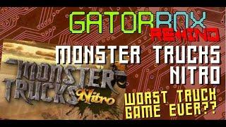 Monster Trucks Nitro (PC) | Gatorbox Rewind