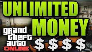 super EASY! gta 5 unlimited money glitch make millions fast  1.45 ps4/xbox1