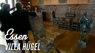 Villa Hügel - Hier zijn de van Rossems: Essen