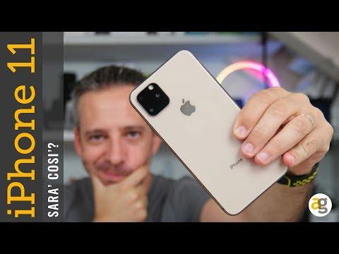 UNBOXING iPhone 11 clone. Ecco come sarà!