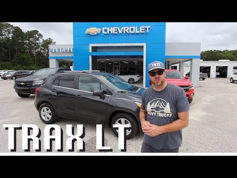 2018 Chevrolet Trax Lt At Review Behind The Wheel Youtube
