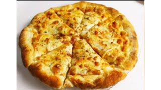 احلي بيتزا إيطالي في البيت بمقادير مظبوطه وتحدي