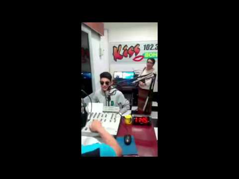 D' Radio Tour in BOHOL/ Kiss Fm (02-03-2017)