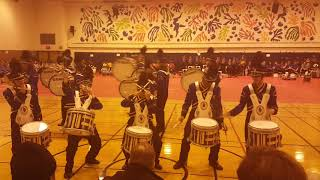 Erick Fisher mps drumline competition