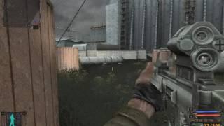 Первое видео c игры  S.T.A.L.K.E.R. Тень Чернобыля(Это тот момент когда выходишь из лаборатории на ЧАЭС я планирую дойти до портала к Сидоровичу и убить его., 2016-06-01T11:25:31.000Z)