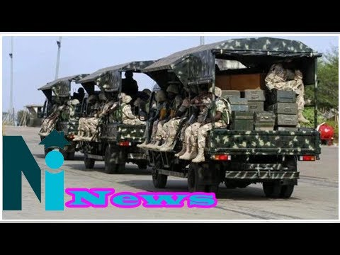 Nigerian Army takes delivery of ammunition to boost fight against insurgents