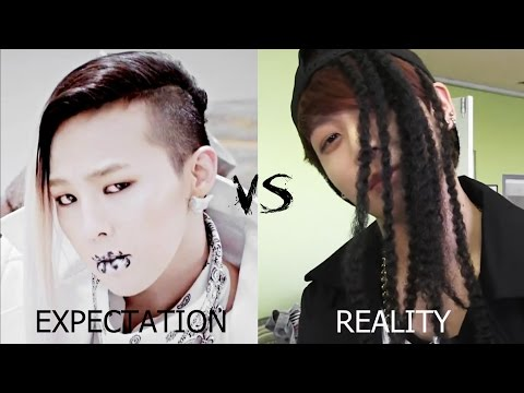 BTS (Bangtan boys) Crack // Expectation vs Reality