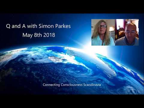 Q & A with Simon Parkes May 8th 2018